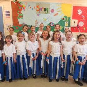 Israeli Dance Troupe