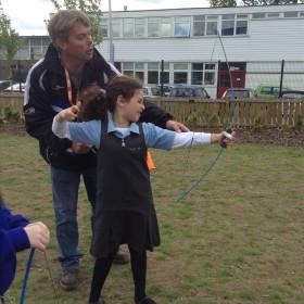 KS1 Learning Archery