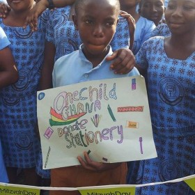 One Child Ghana