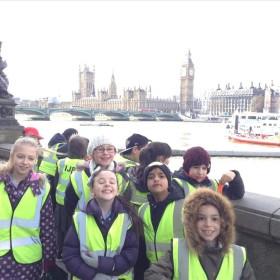 Yr 4 – London Eye Trip